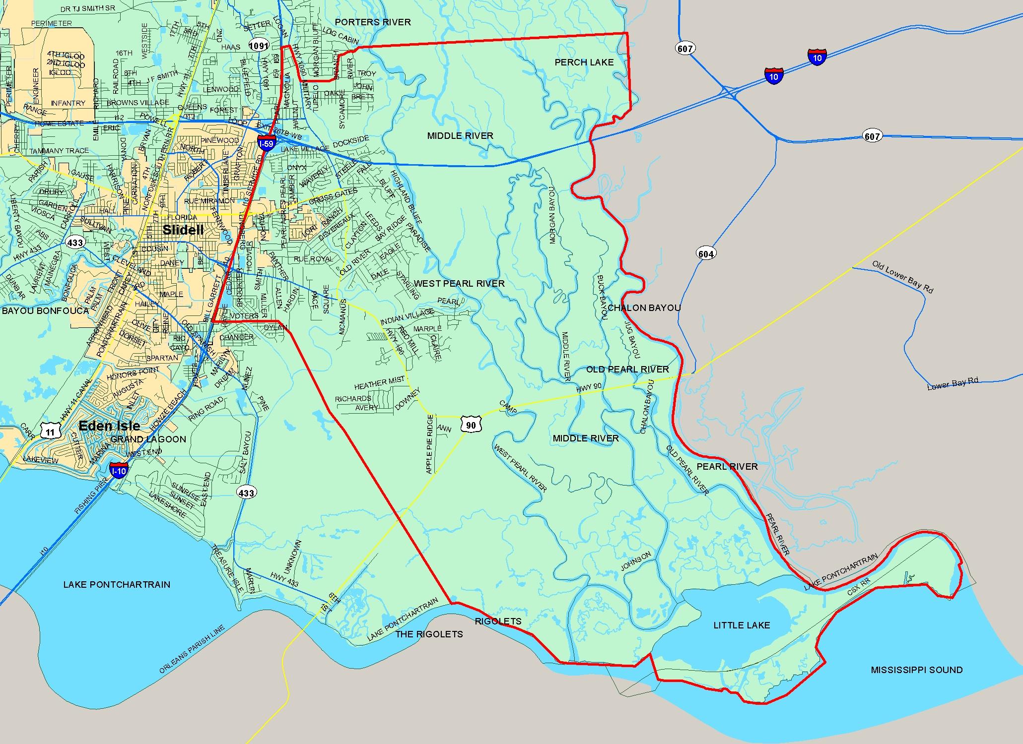 Folsom High School Campus Map.School Directory Schools St Tammany Parish School Board